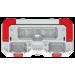 NTP20AR444 SKRZYNKA NARZĘDZIOWA TITAN PLUS 20A - czerwony